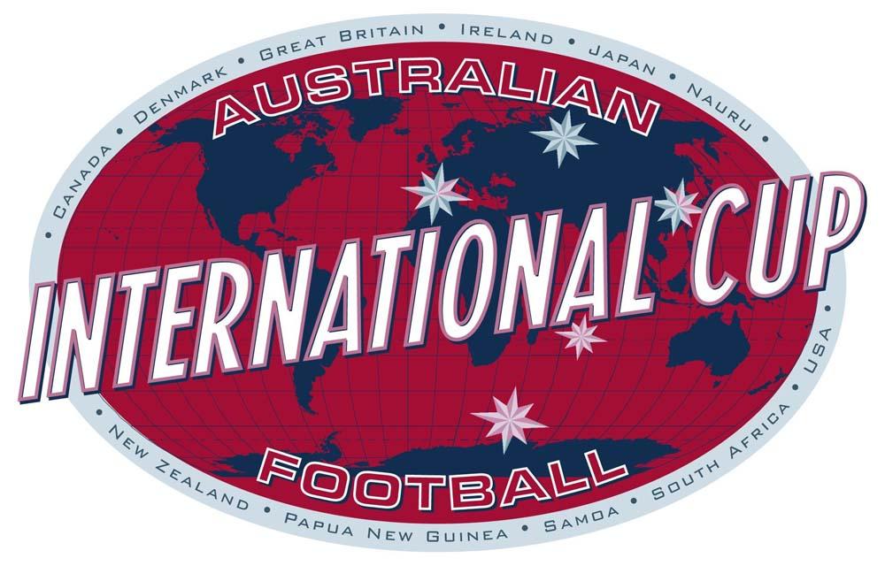 International Cup footy