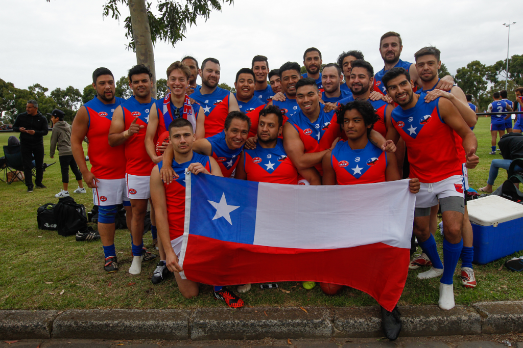 Chile footy