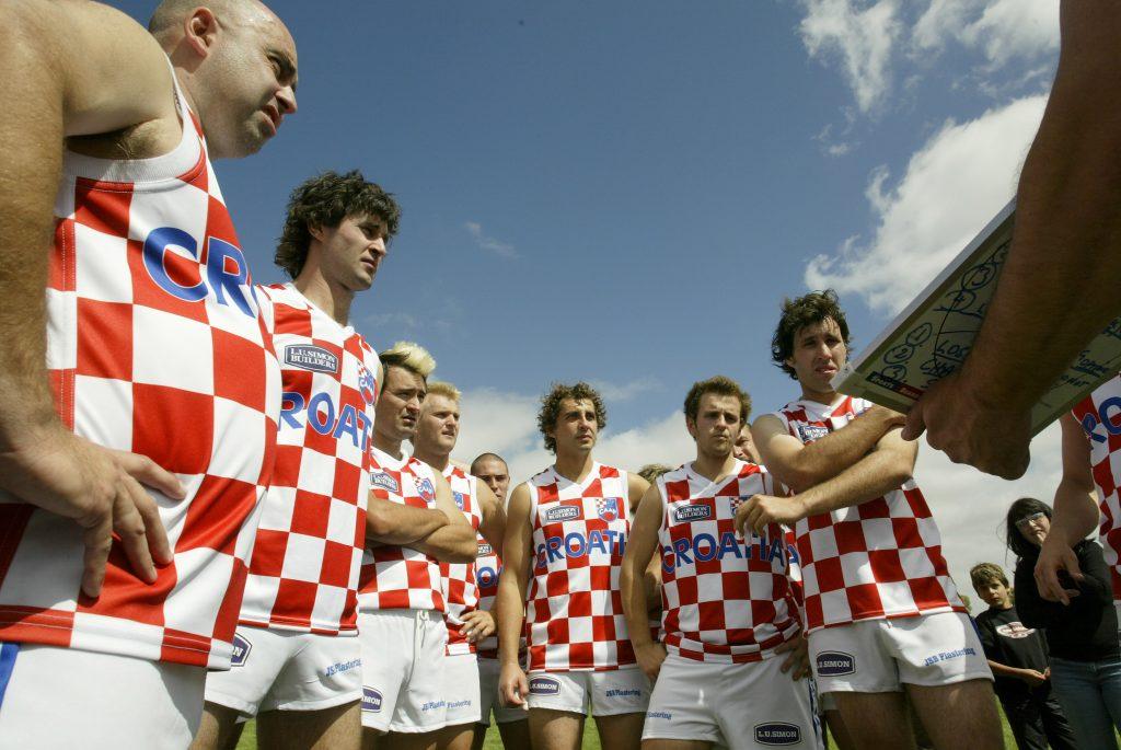 Croatia footy