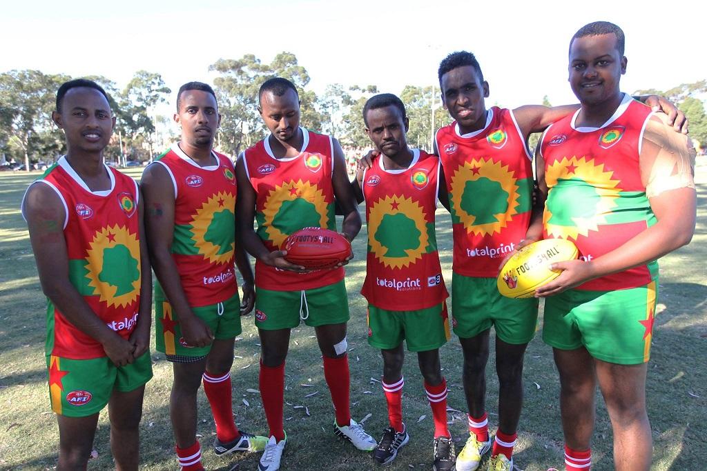 Oromia footy