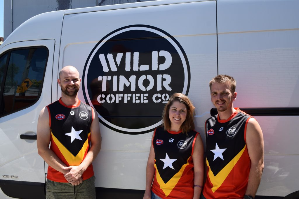 Timor Leste footy